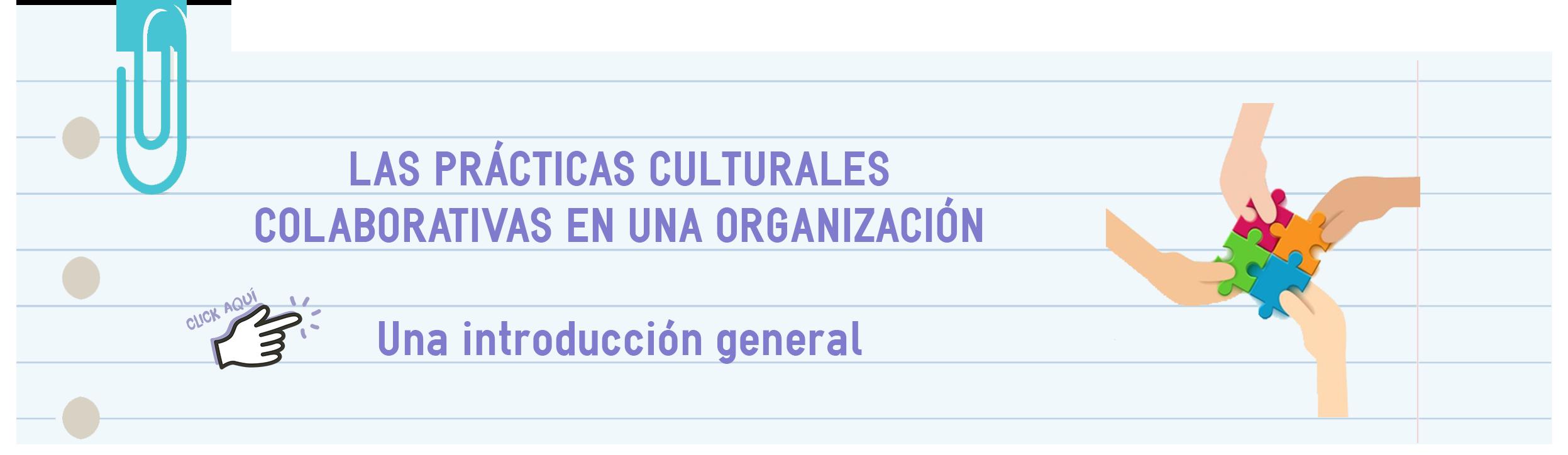 Prácticas culturales colaborativas