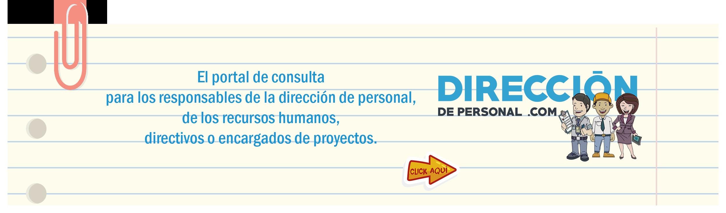 Dirección de personal .com
