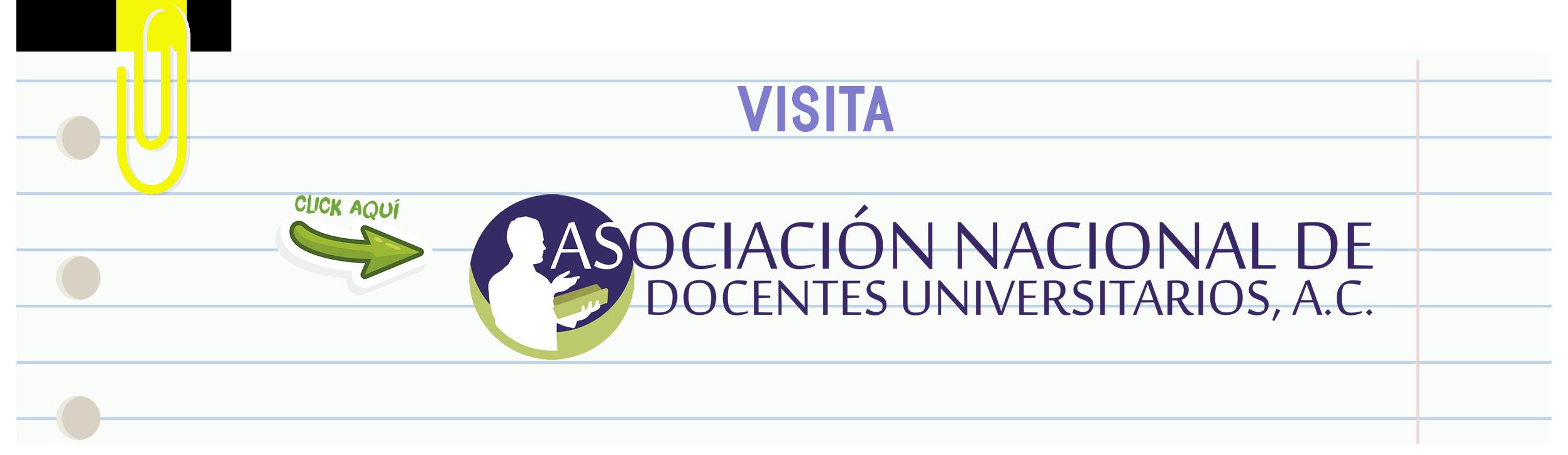 Enlace Asociación Nacional de Docentes Universitarios A. C.